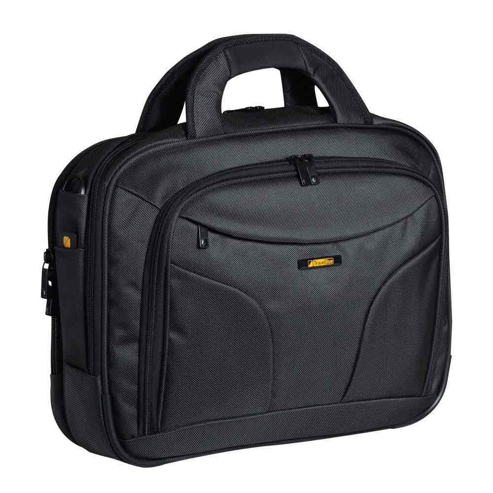 latop bag 5 pockets 14 travel blue travel accessories