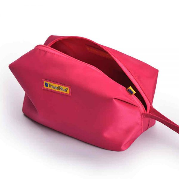 Cosmetic / Travel Toiletry Bag - Pink