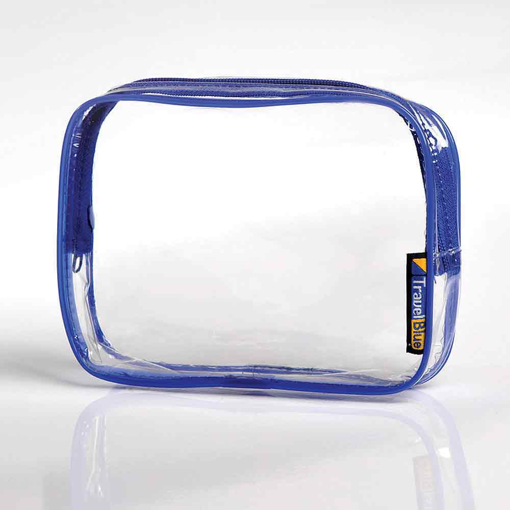 9d371f261c07 Clear Flight Travel Organiser Bag | Travel Blue Travel Accessories