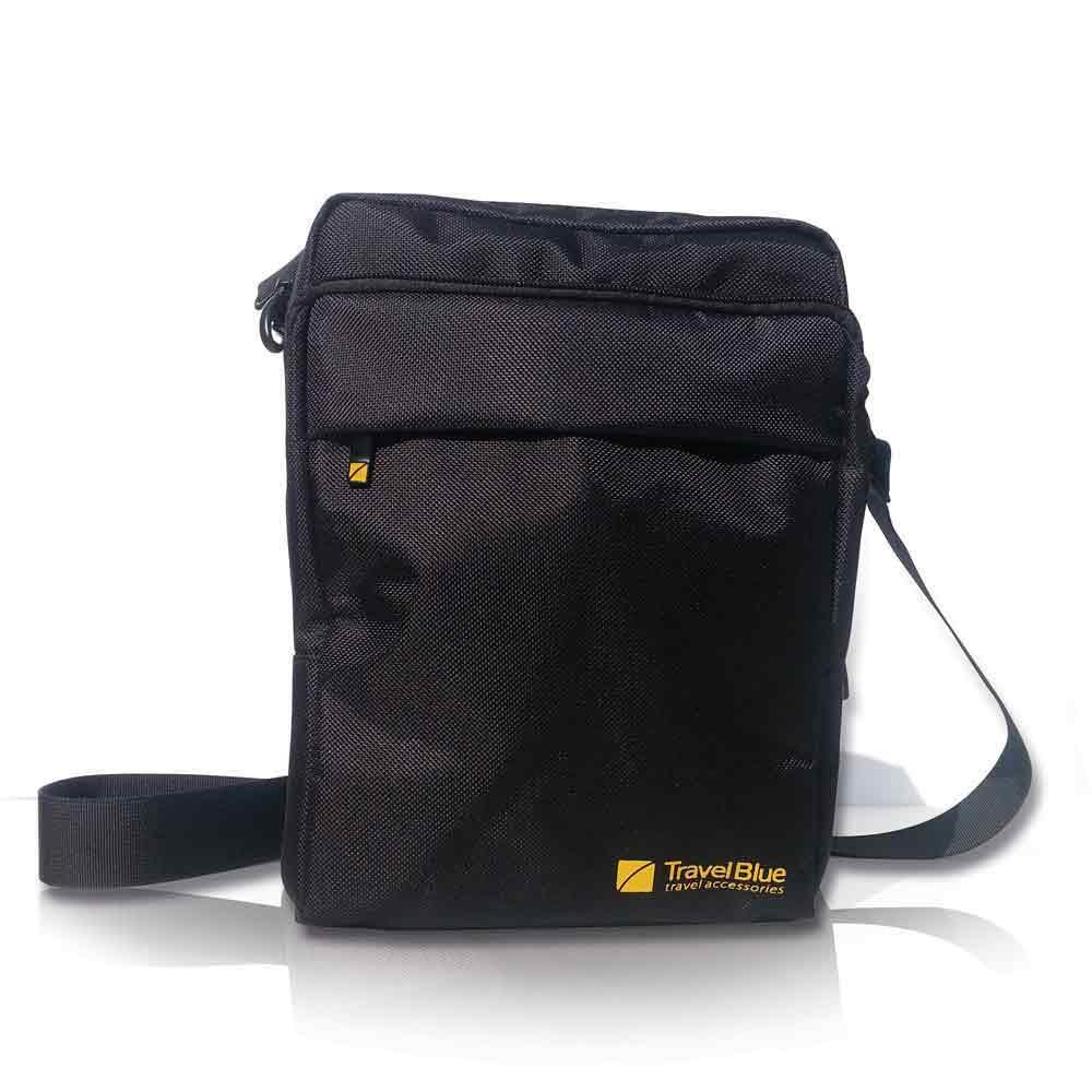 bc539a39cf97 Executive Shoulder Bag - Black