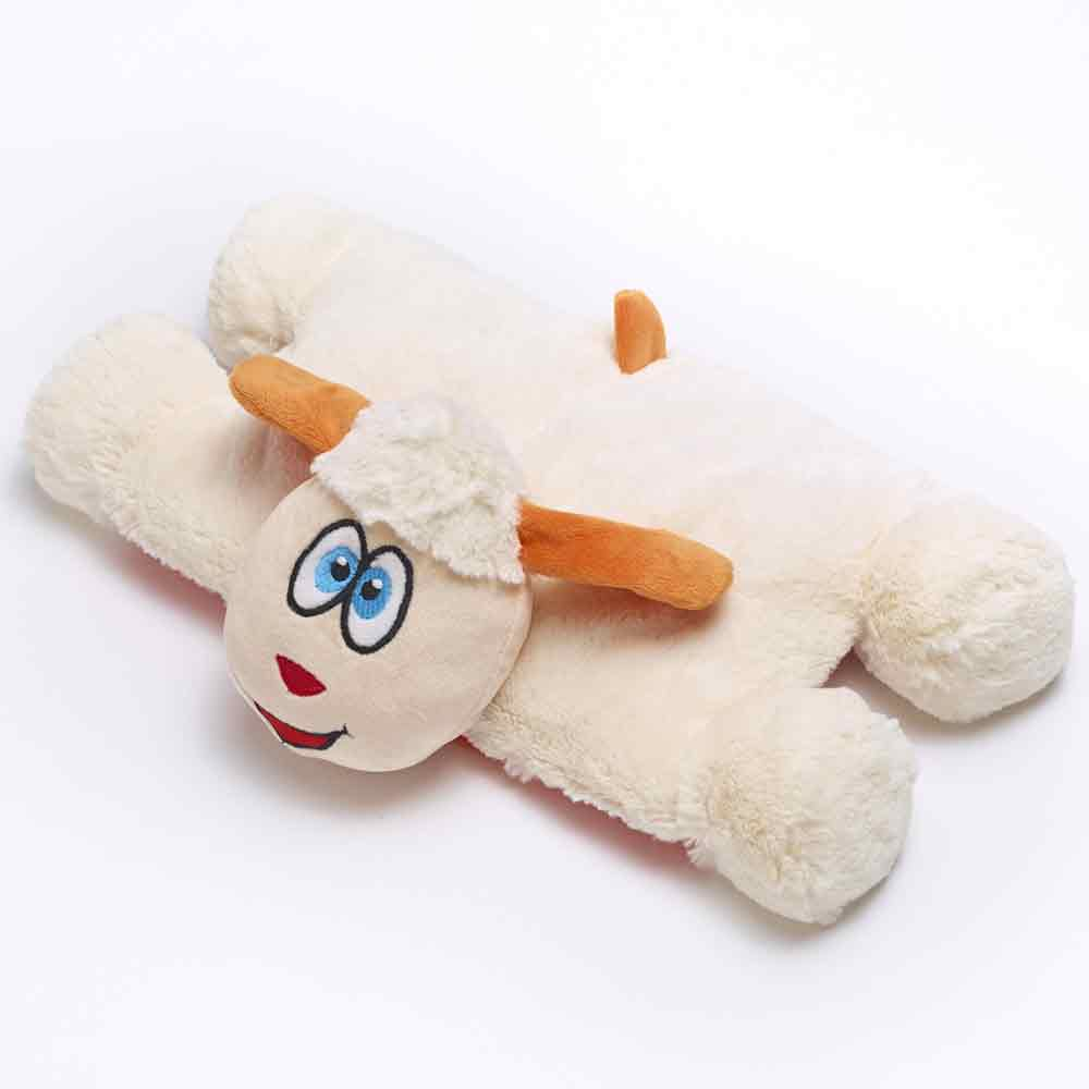 sheep travel pillow kids