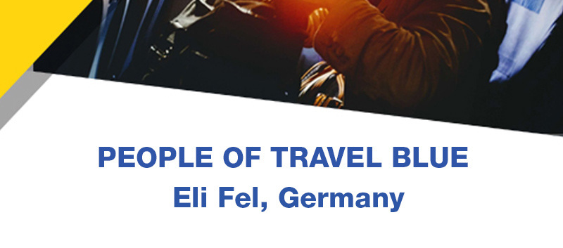 People of Travel Blue: Eli Fel