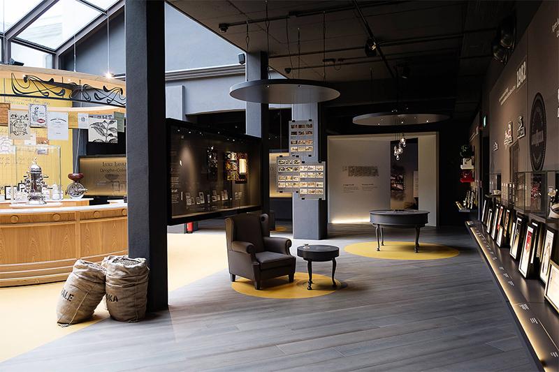 lavazza museum torino