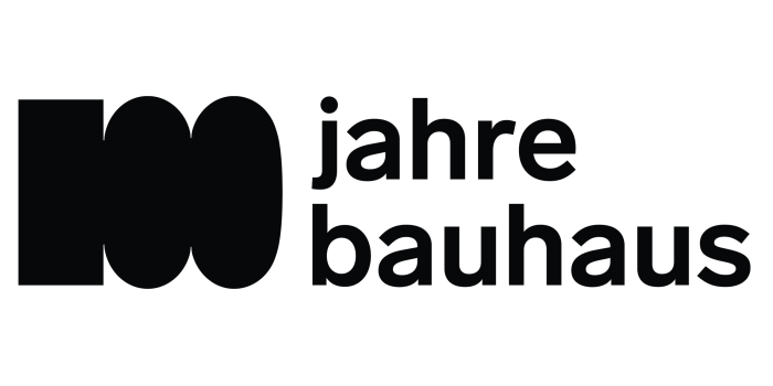 100 Years Bauhaus Celebrations