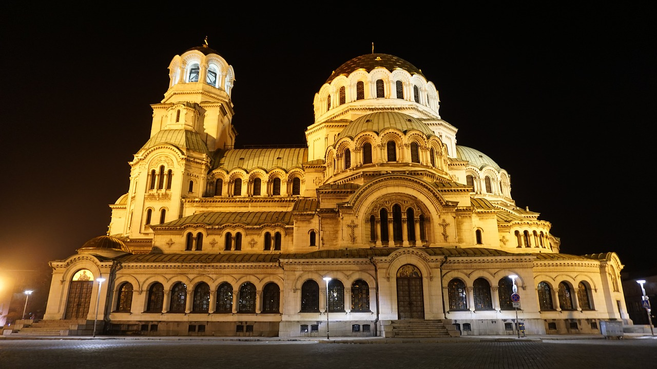 24 Hours in Sofia, Bulgaria