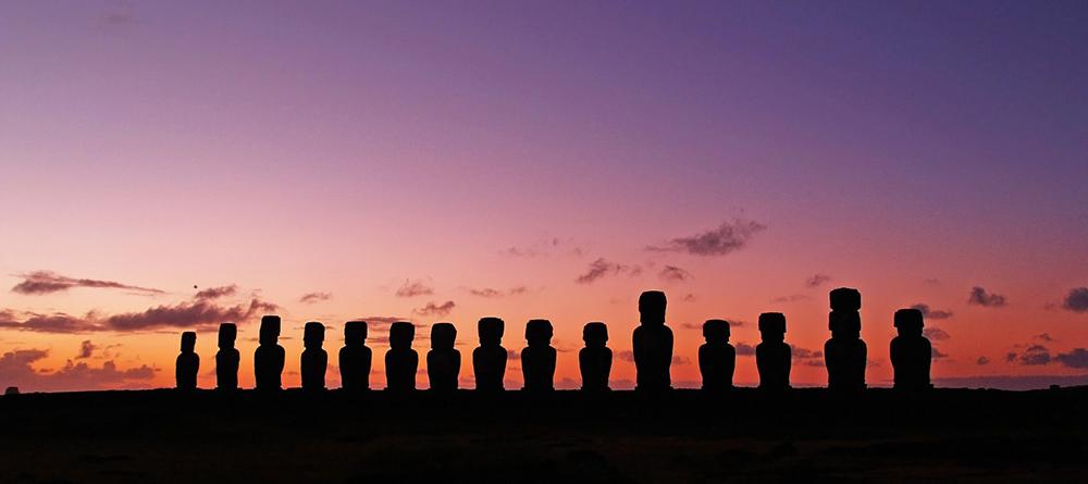 Easter Island for Easter