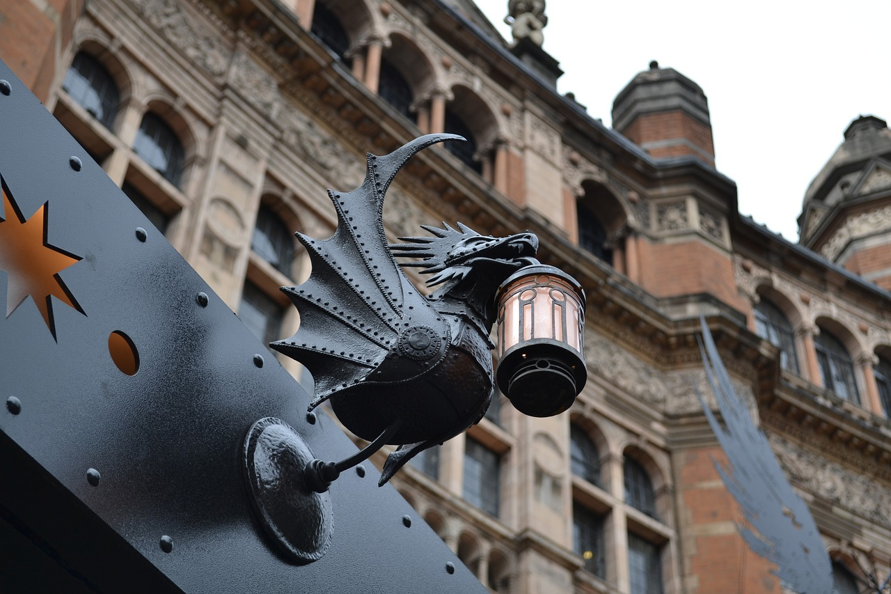 Harry Potter's London: A magical tour through the streets of London