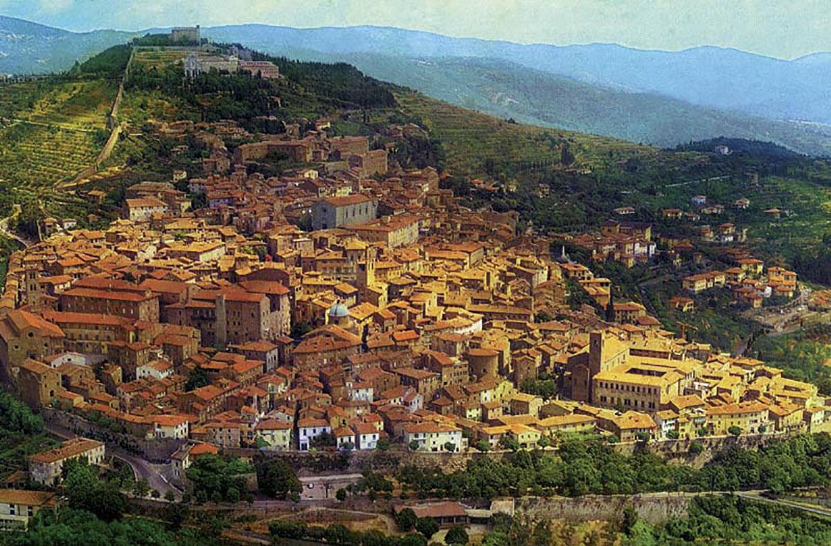 48 Hours in Cortona, Italy