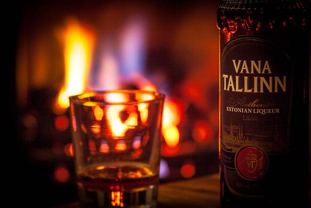 Vana Tallinn the national drink of Estonia
