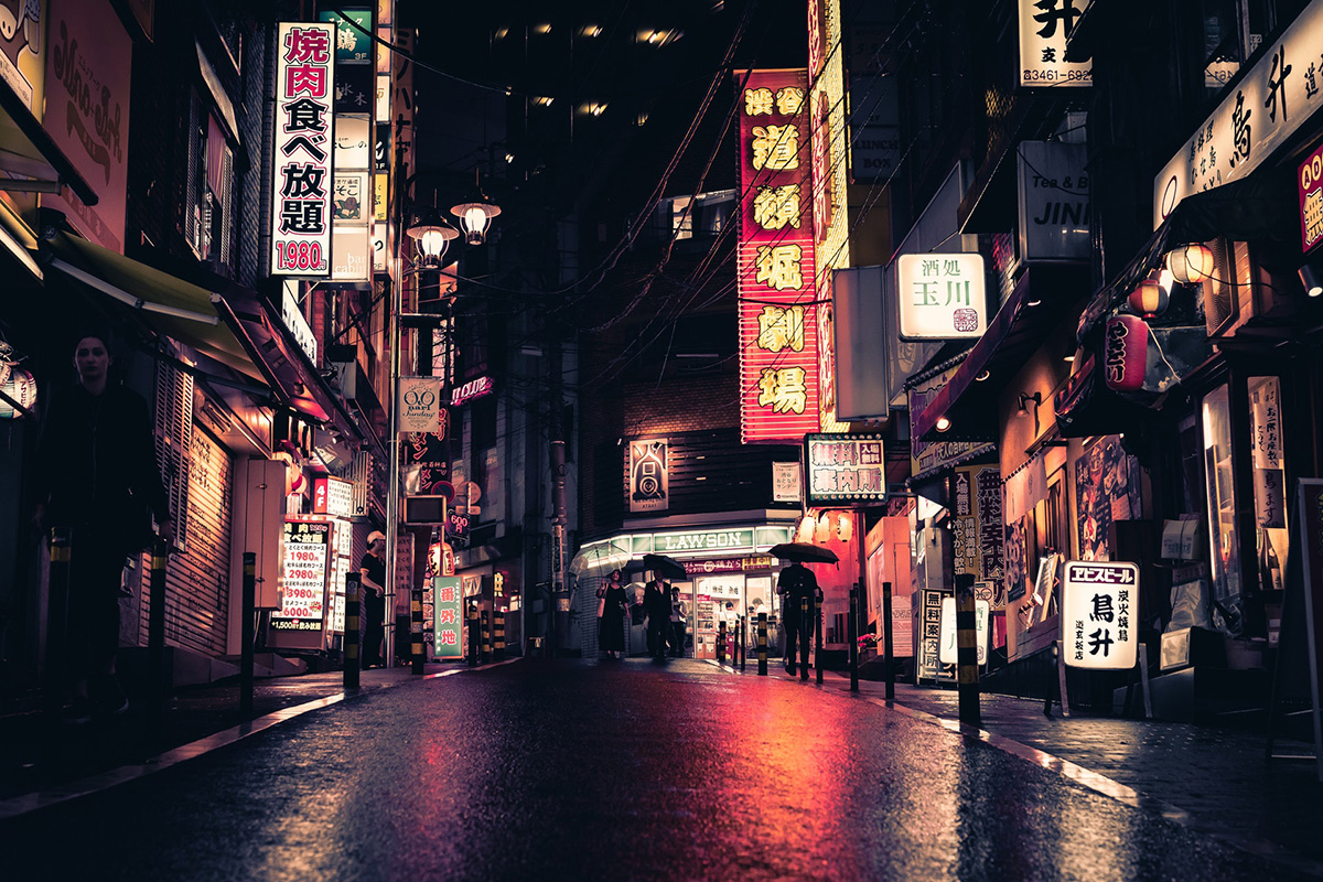 10 movies about travel - tokyo japan
